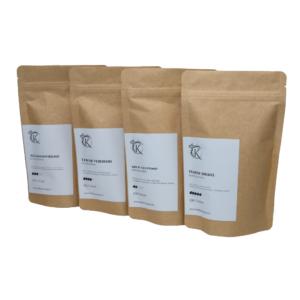 Proef pakket koffie 100 gram